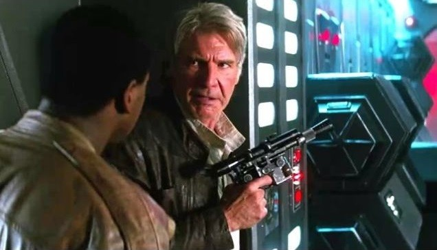 Finn And Han Team Up In The Best 'Star Wars: The Force Awakens' TV Spot Yet
