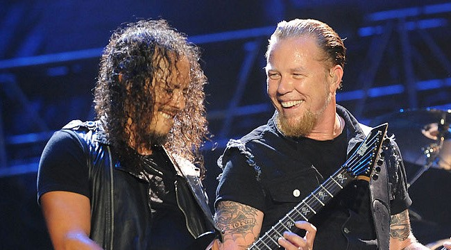 Metallica's Manager Calls YouTube Their Newest Internet Enemy And 'The Devil'