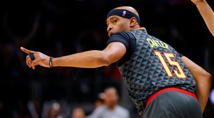 Vince Carter Officially Announced His Retirement After 22 NBA Seasons