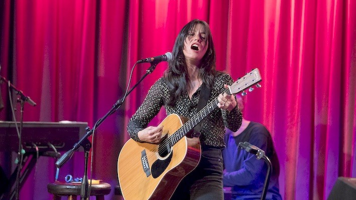 Sharon Van Etten And Josh Homme Share A Haunting Nick Lowe Cover