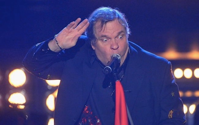 Meat Loaf Explains Why He Collapsed On Stage During A Concert