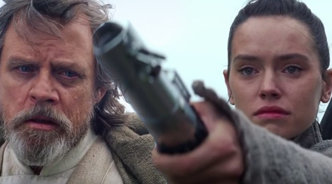 Daisy Ridley Hints That It Might Be A While Before We Know The Title Of The Next 'Star Wars' Film