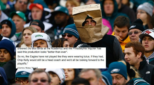 The Pennsylvania Ballet Absolutely Roasted An Eagles Fan On Facebook