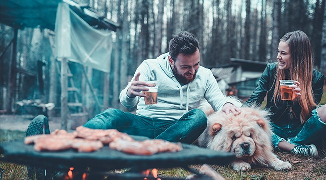 The Best Foods To Take Camping, According To The Masses