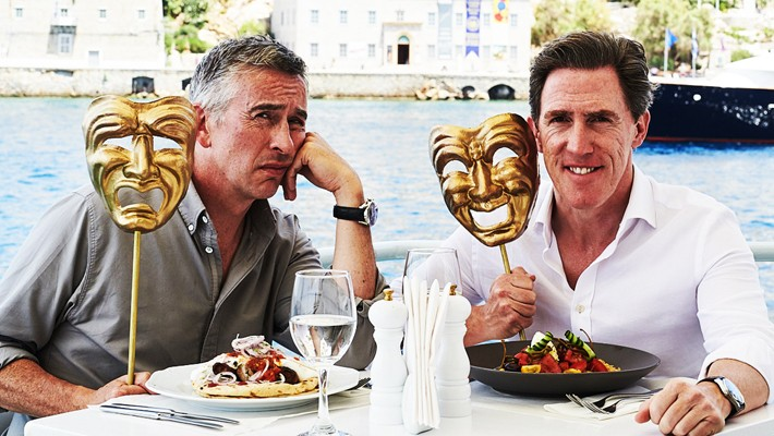 Rob Brydon On 'The Trip To Greece' And His Top 5 Meals From The Series