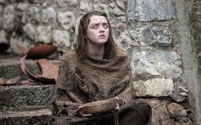 There Was One 'Game Of Thrones' Sex Scene That Was Almost Too Much For Maisie Williams' Parents