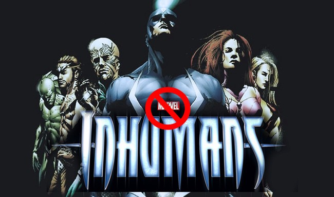 Did Disney Just Rip The Heart Of Out Of The Planned 'Inhumans' Movie?