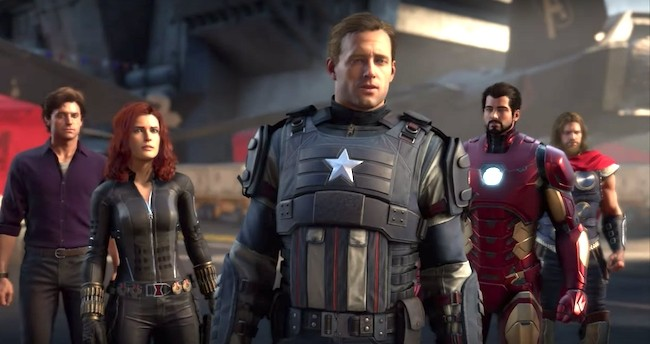 'Marvel's Avengers' Video Game Director Clarifies The Different Looks