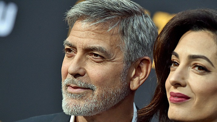 George Clooney Calls For 'Lasting Change' In George Floyd Essay