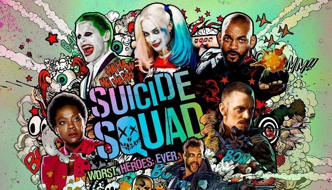 It Looks Like China Won't Welcome 'Suicide Squad' To Its Theaters