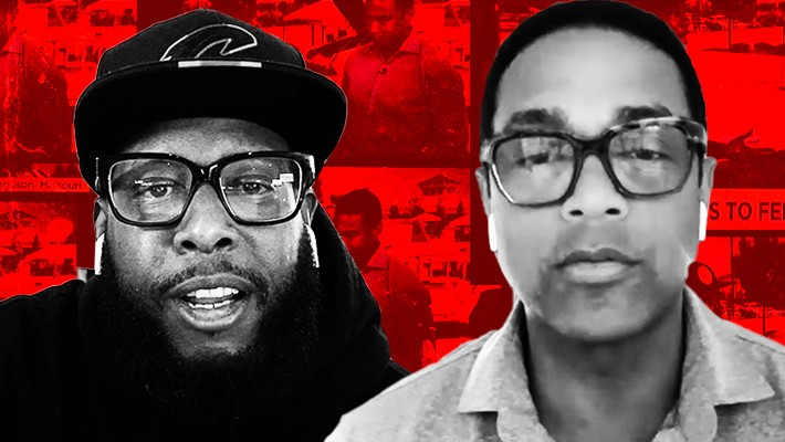 Talib Kweli Interviews Don Lemon, Six Years After They Argued On CNN