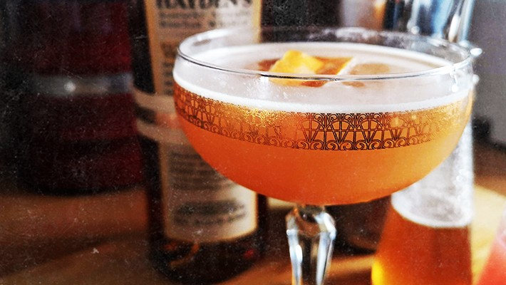 The Brown Derby Is A Perfect Thanksgiving Cocktail, Here's Our Recipe