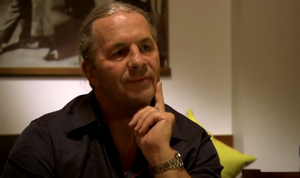Bret Hart Issued A Statement Responding To Martha Hart