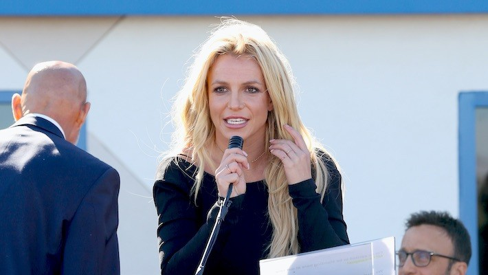 Britney Spears' Dad Reportedly Thinks The Singer Can Speak For Herself