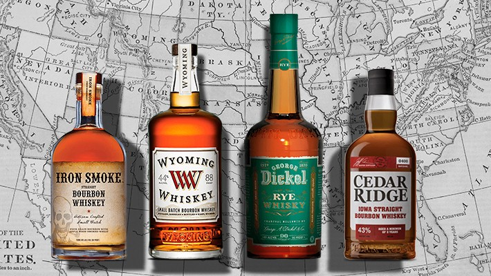 A Whiskey Writer Names His #1 Favorite Whiskey From All 50 States