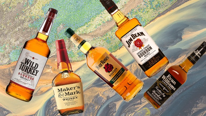 Can Five Affordable Bourbons Be Recognized By Taste Alone?