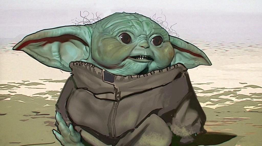 Alternate Designs For Baby Yoda Range From 'Too Cute' To Horrifying