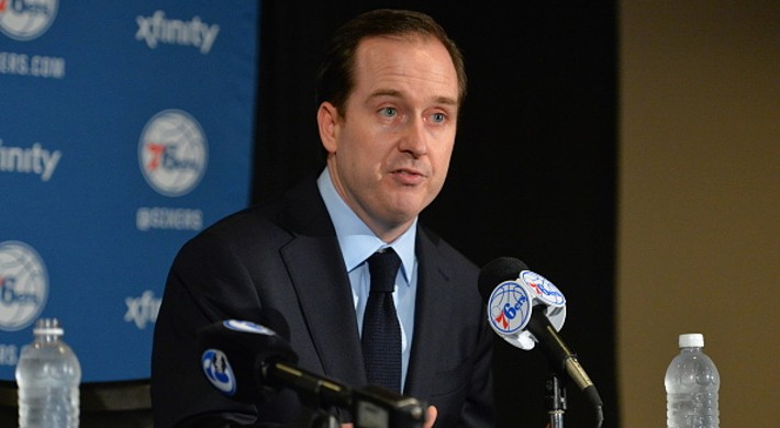 Sam Hinkie Is 'Stoked' That The Sixers Are Hiring Daryl Morey
