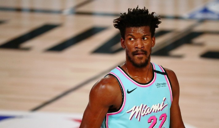 Jimmy Butler Explained Why He Doesn't Need Friends In The Bubble