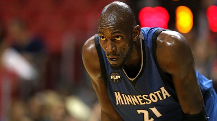 Kevin Garnett Doesn't Want His Jersey Retired In Minnesota Due To 'Snake' Ownership