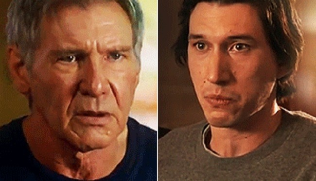 The Modern Adventures Of Han Solo And Kylo Ren Are The GIFs Every Galaxy Needs