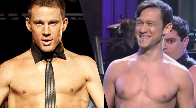 Channing Tatum And Joseph Gordon-Levitt Will Sing And Dance In A Musical Comedy Together
