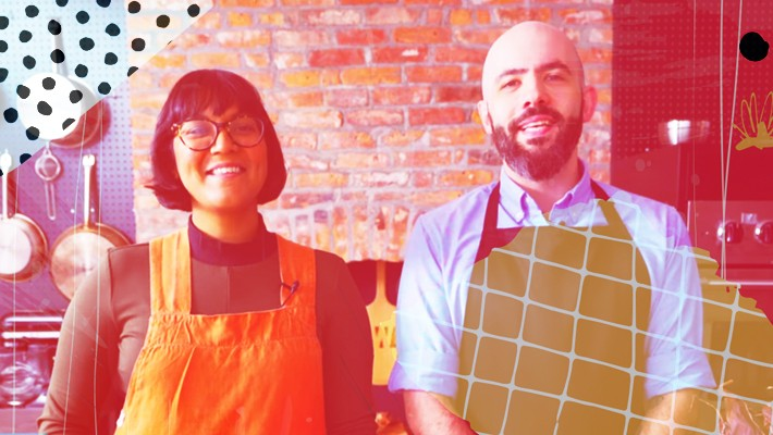Chefs Andrew Rea And Sohla El-Waylly Give Thanksgiving Cooking Advice
