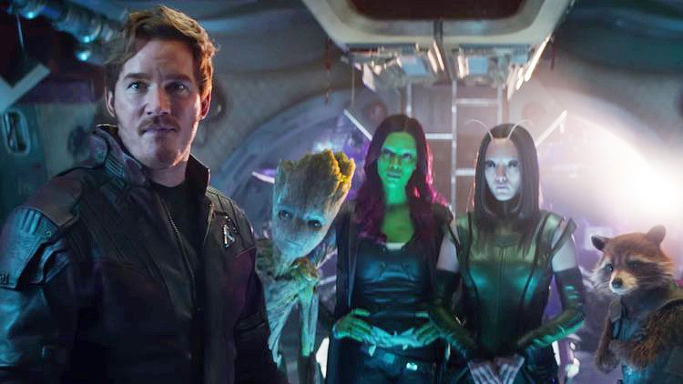 Watch Thor Meet The Guardians In This 'Avengers: Infinity War' Clip