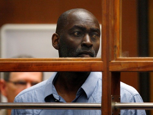 'The Shield' Actor Michael Jace's Murder Trial Just Revealed Some Chilling Details