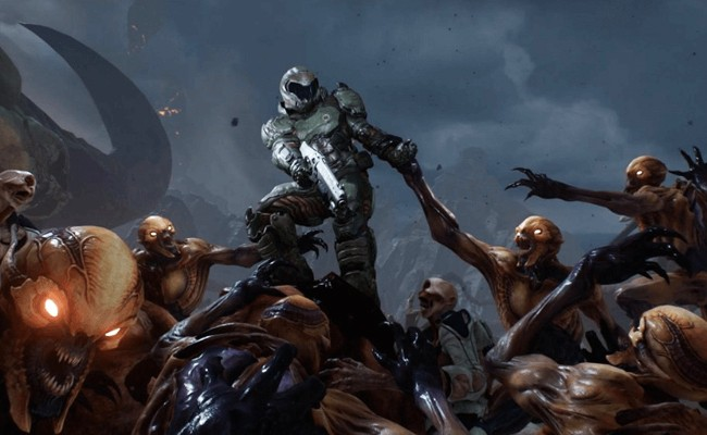 GammaSquad Review: 'Doom's' Campaign Is Heaven, But Its Multiplayer Can Go To Hell