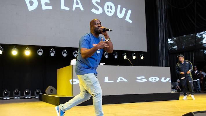 De La Soul's 'Remove 45' Assembles Chuck D, Styles P, And More