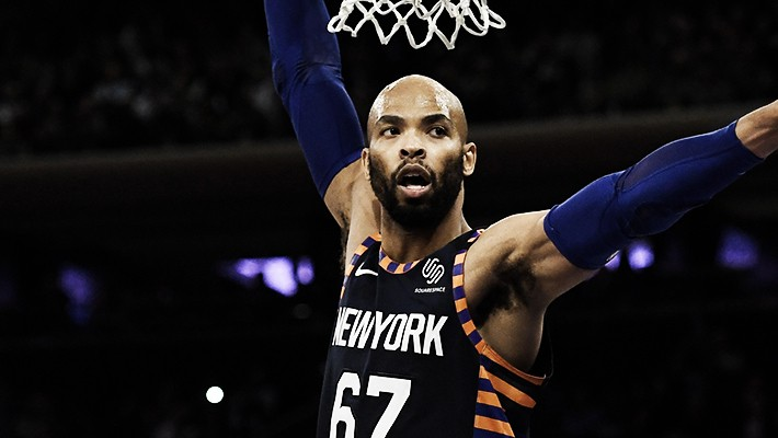 How Taj Gibson Is Giving Back To New York Amid The Pandemic
