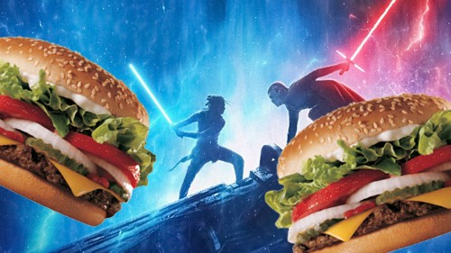 Burger King Is Giving Out Free Whoppers To Those Willing To Hear Star Wars Spoilers