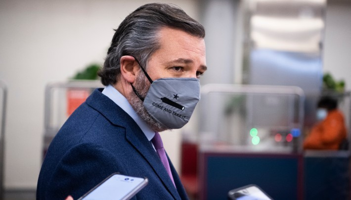 The Texas GOP Lost Another Legal Battle For Trump Ted Cruz Got Roasted