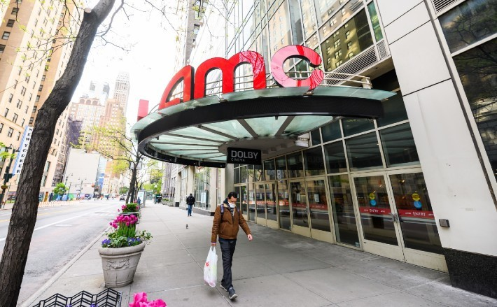 AMC Theaters And Universal Settled Their On-Demand Beef