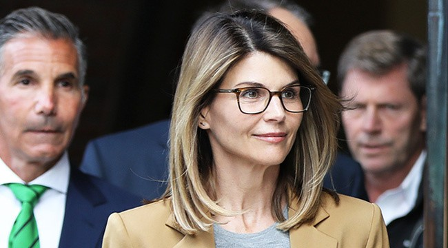 Lori Loughlin Is Reportedly Freaking Out Over Her Reputation While Still In Denial Over Prison Time