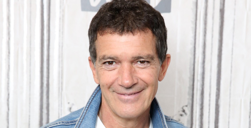 Antonio Banderas Knows About That Beloved Gif Of Him At A Computer Fro