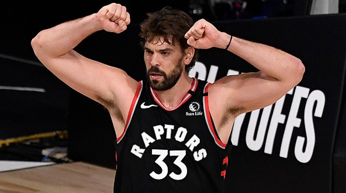 Report: The Lakers Traded JaVale McGee To Cavs And Signed Marc Gasol