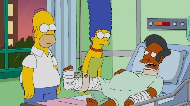 The Comedian Who Made 'The Problem With Apu' Responds To 'The Simpsons' Axing The Character