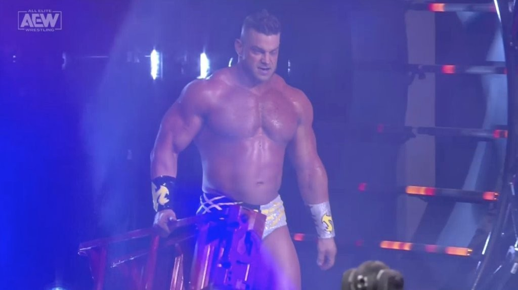 Brian Cage Made His AEW Debut At Double Or Nothing 2020