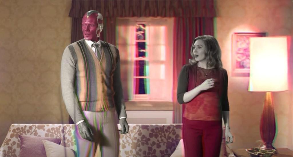 Disney+'s 'WandaVision' Trailer Previews A Unique Superhero Show