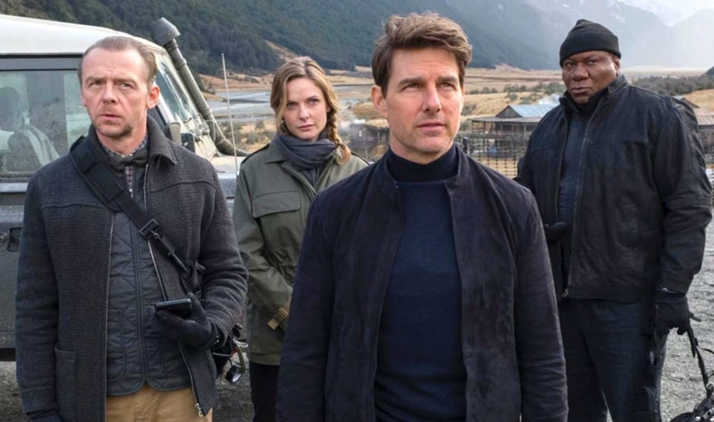 'Mission: Impossible' Star Wants 'To Go Into Space' With Tom Cruise