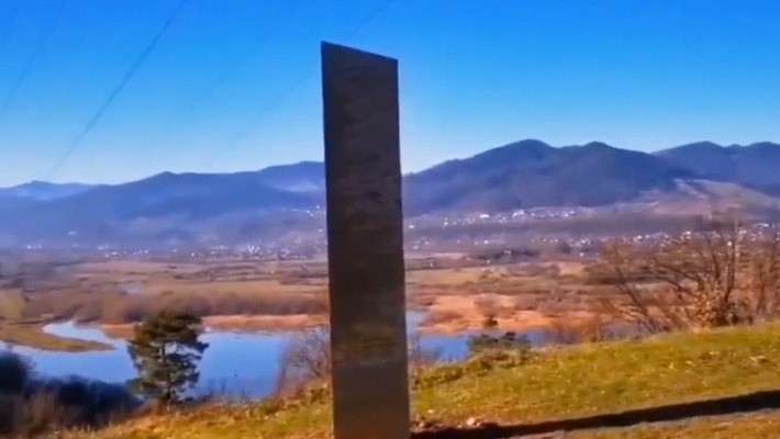 A Monolith Was Found In Romania After The One In Utah Disappeared