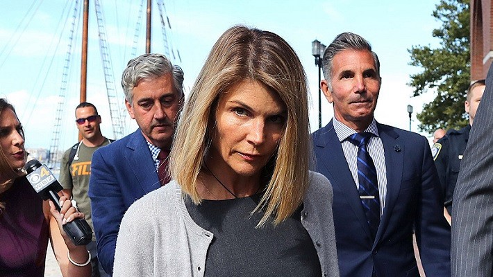 Lori Loughlin Has Started Her Prison Sentence For The College Scandal