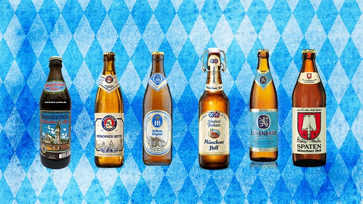 A Taste-Test And Ranking Of Munich's World-Famous Oktoberfest Beers