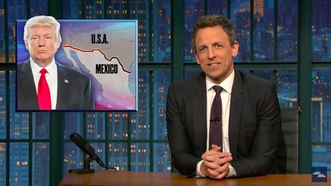 Seth Meyers Exposes The Issues With Trump's Immigration Policies