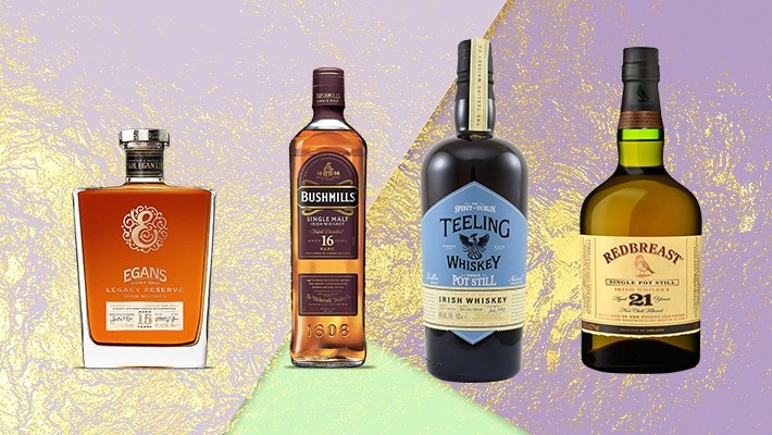Expensive Bottles Of Irish Whiskey That Are Actually Worth The Splurge