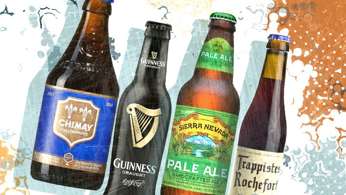 The 10 Best Beers, According To The Masses -- With Tasting Notes