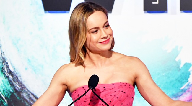 Brie Larson Beautifully Covers Ariana Grande's 'My Everything' On Instagram