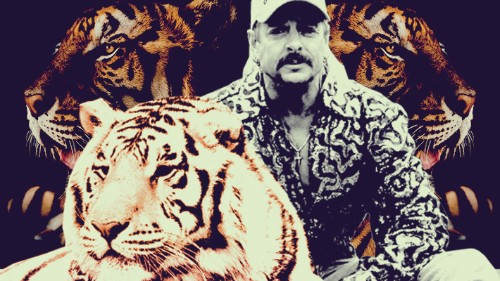 How 'Tiger King' Ignores Its Only True Protagonists -- The Actual Tigers